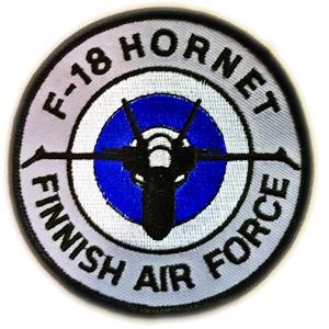 Hihamerkki F-18 Hornet