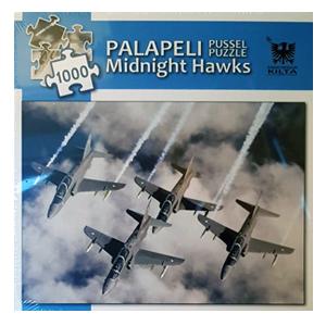 Palapeli, 1000 palaa Midnight Hawks